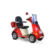 E-Wheels EW-52 4-Wheel Bariatric Scooter (500 lbs)