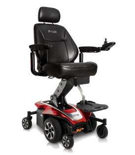 """Pride Jazzy Air 2 Power Chair with 12"""" Elevating Seat"""