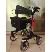 Move X Easy Compact 4 Wheel Rollator by EV Rider -  MOVEX