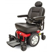 Pride Jazzy 600 ES Power Chair with ATX Suspension