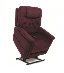 Pride VivaLift Legacy Infinite Position Reclining Lift Chair in Medium or Large - PLR-958