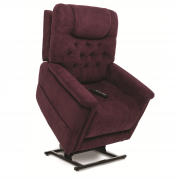 Pride VivaLift Legacy Infinite Position Reclining Lift Chair in Medium or Large - PLR-958