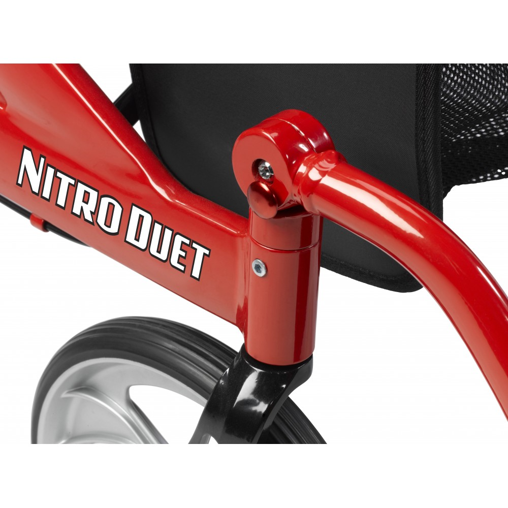 Drive Nitro Duet Rollator And Transport Chair
