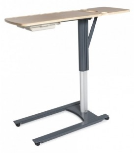 Lumex Overbed Table -Single or Flip Top