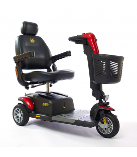 Golden Buzzaround Extreme Luxury 3-Wheel Travel Scooter GB119
