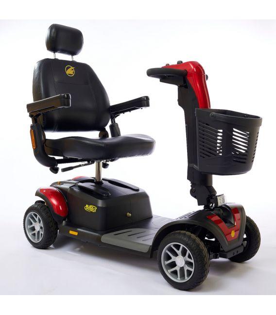 Golden Buzzaround Extreme LX Luxury 4-Wheel Travel Scooter GB149