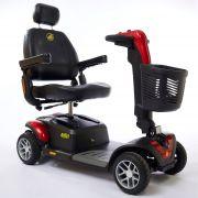 Golden Buzzaround Extreme Luxury 4-Wheel Travel Scooter GB149