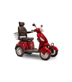 EWheels EW-46 Electric Bariatric 4-Wheel Scooter (400 lbs)