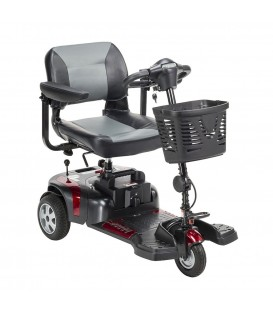 "Drive Phoenix HD 3 Wheel Heavy Duty 20"" Seat Scooter"