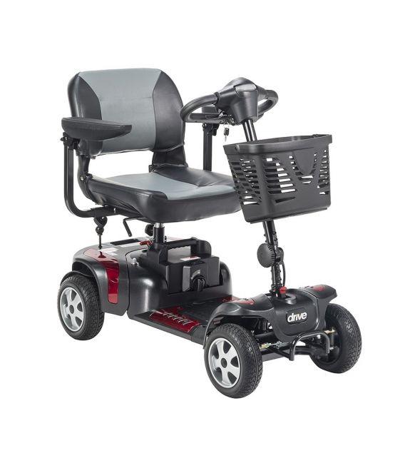 """Drive Phoenix HD 4 Wheel Heavy Duty 20"""" Seat Scooter"""