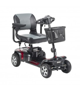 "Drive Phoenix HD 4 Wheel Heavy Duty 20"" Seat Scooter"