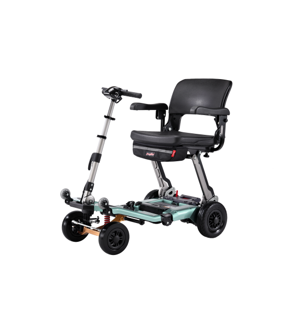 Luggie Plus 4 Scooter by FreeRider USA