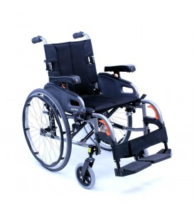 Karman Flexx Ultra Light Manual Wheelchair w/Quick Release Axles