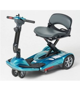 TranSport M Easy Move S19M (manual) Folding 4 Wheel Scooter - EV Rider