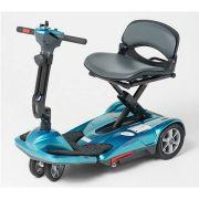 TranSport M Easy Move S19M (manual) Folding 4 Wheel Scooter - EV Rider