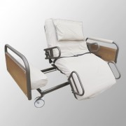 Powered Rotor Assist Bed for Homecare - Easy Exit Bed Great Life Healthcare