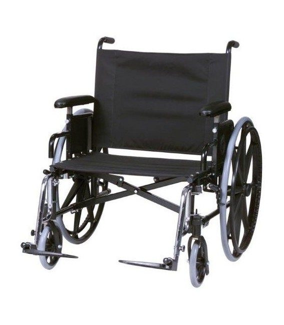 Gendron Regency 450 Bariatric Wheelchair 450 lbs