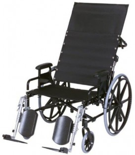 Gendron Regency 450 Recliner Bariatric Wheelchair 450 lbs