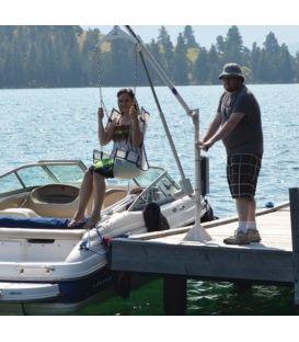 Aqua Creek EZ Lift Pool Lift -No Anchor*