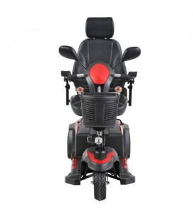 Drive Ventura DLX Deluxe 3-Wheel High Weight Capacity Scooter