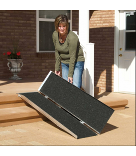 Portable Singlefold Wheelchair Ramp