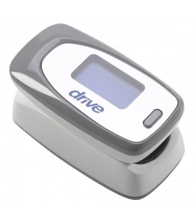 View SpO2 Deluxe Fingertip Pulse Oximeter by Drive MQ3200