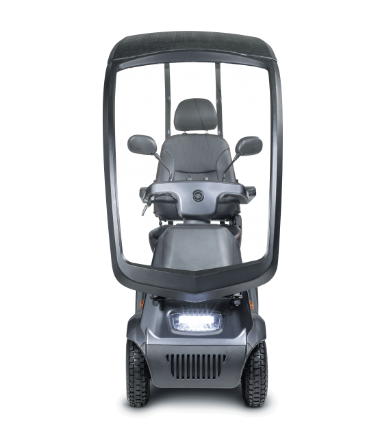Afiscooter C4 4-Wheel Scooter with Canopy