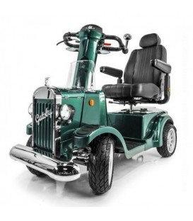 Gatsby 4-Wheel Mobility Scooter- Green