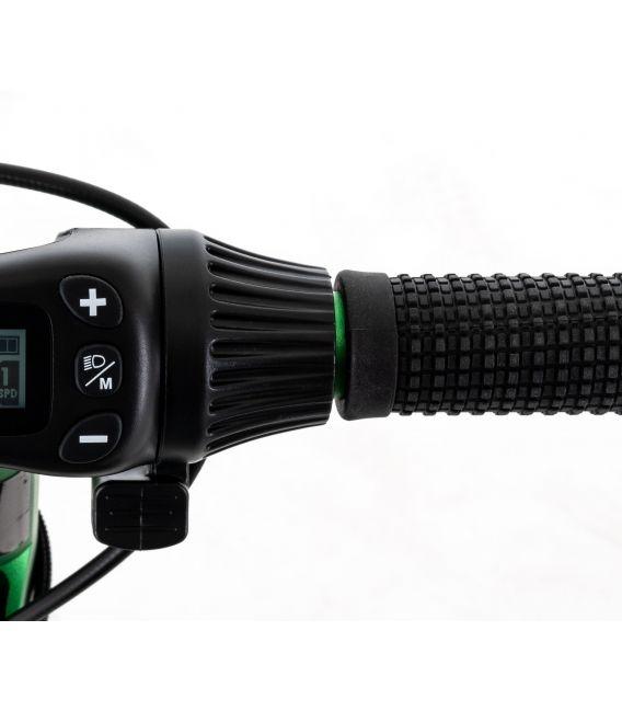 iRide Ultra-lightweight Portable Folding  Travel Scooter-Throttle