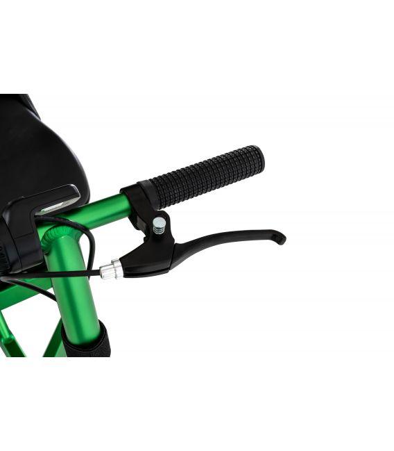iRide Ultra-lightweight Portable Folding  Travel Scooter-Hand Brake