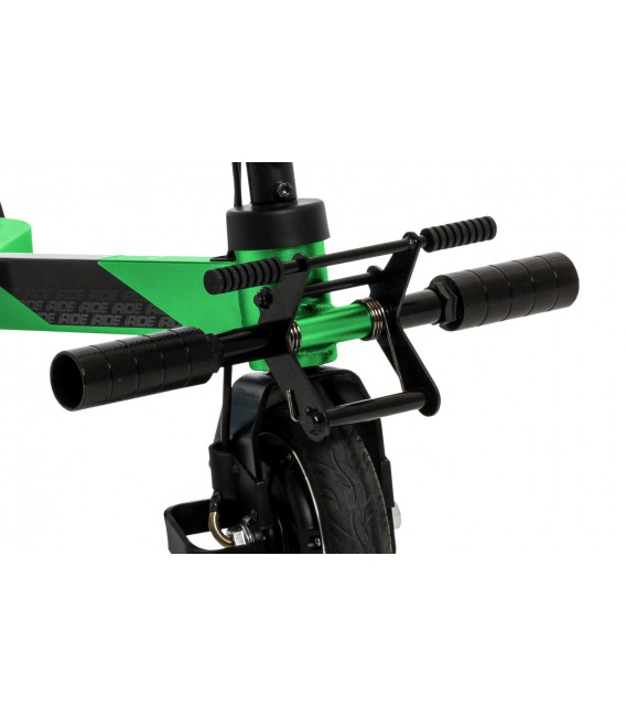 iRide Ultra-lightweight Portable Folding  Travel Scooter-Foot Brake