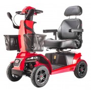 FR1 4 Wheel Bariatric Scooter (400 lbs) by FreeRider