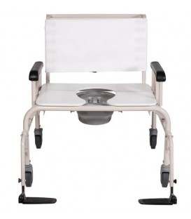 "Gendron High Weight Capacity 26"" Shower Commode Chair"