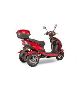 E-Wheels EW-10 Sport 3-Wheel Scooter- Red