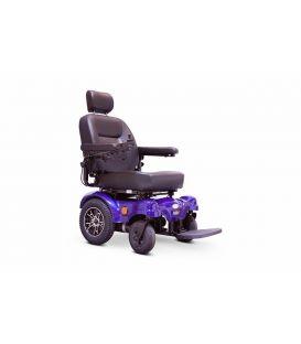 EWheels EW-M51 Heavy Duty Medical Power Chair Blue