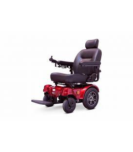 EWheels EW-M51 Heavy Duty Medical Power Chair Red