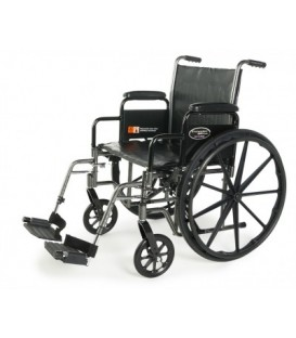 Everest & Jennings Traveler SE Plus Wheelchair