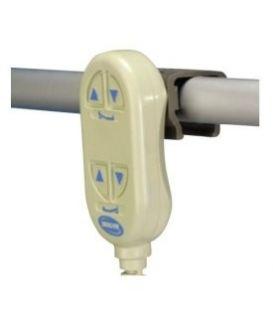 Invacare Semi-Electric Homecare Bed Pendant Control