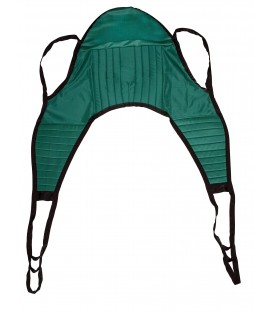 Padded U Sling with Head Support by Drive