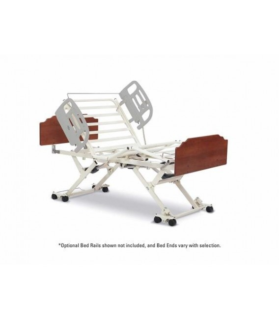 Invacare CS7 Full Electric Long Term Care Bed