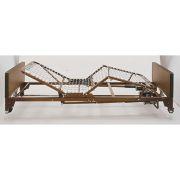 Merits B3101 Sleep-Ease Low Full Electric Low Bed 450 lbs