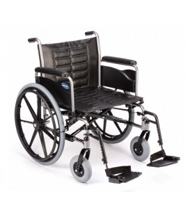 Invacare Tracer IV Custom Heavy Duty Wheelchair 450 lbs.