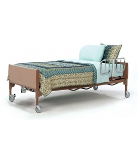 Invacare BAR600IVC Bariatric Full Electric Bed