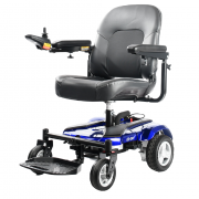 Merits P321 EZ-GO Standard Compact Power Chair