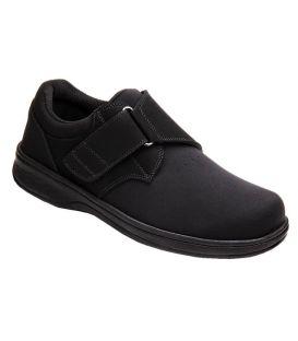 Men's Bismarck Diabetic Shoes - Black