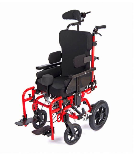 Kanga Pediatric Folding Tilt-in-Space Wheelchair