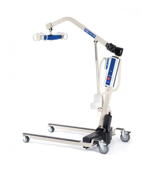 Invacare Reliant 450 w/ Power-Opening Base