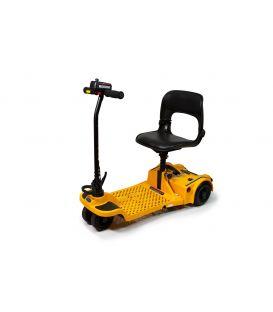 Echo Folding Scooter - Yellow
