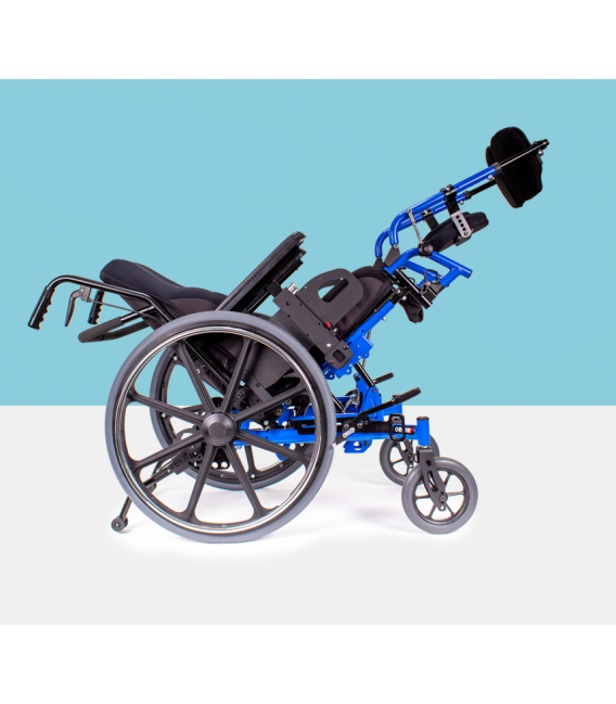 Orion II Special Edition Tilt-in-Space Wheelchair
