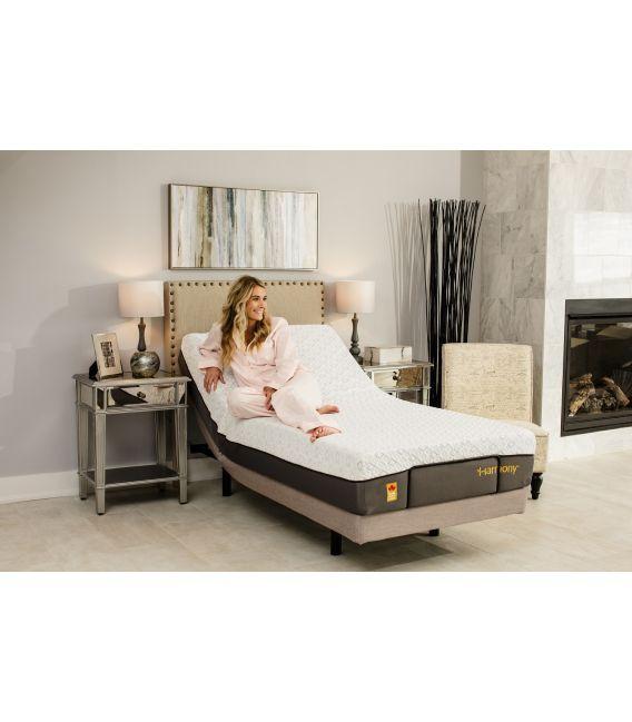 Harmony 1 Adjustable Base Bed